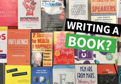 Writing a business book? Here's your secret weapon.